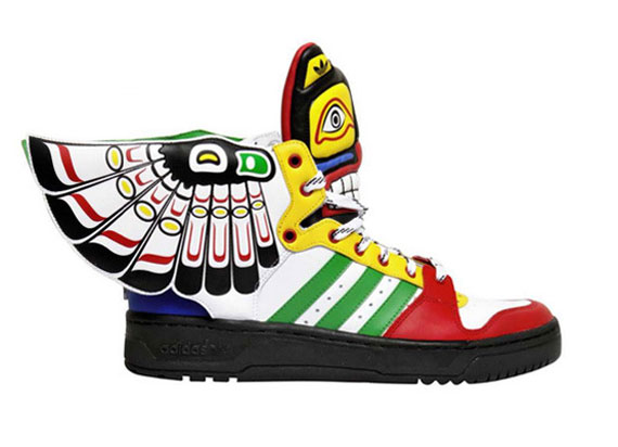 Jeremy Scott Basket Adidas