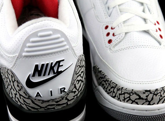 uk availability 7fc1a 5fbd4 Air Jordan 3 '88 Retro - Release Nike Air Jordan 3 White ...