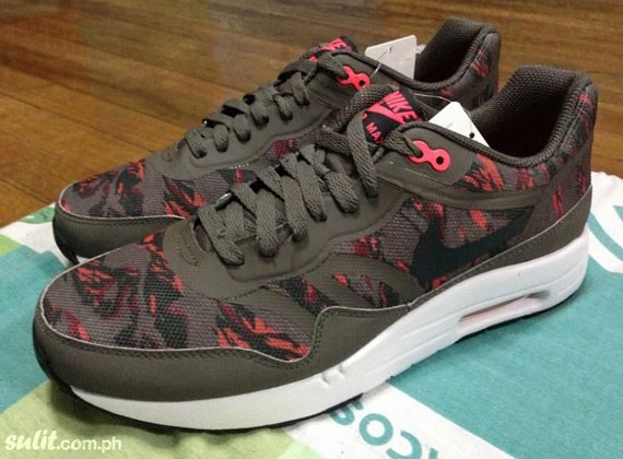 Air Max 1 Camouflage