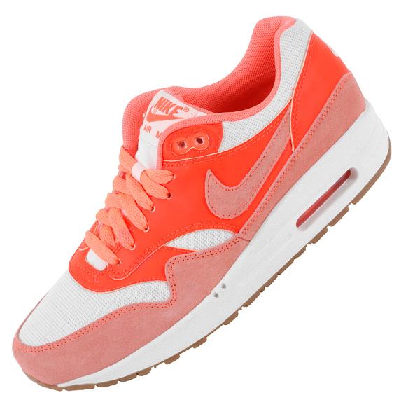 Nike Air Max Rose Et Orange