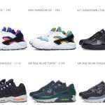 Nike Quickstrike &#8211; Sorties sur Endclothing
