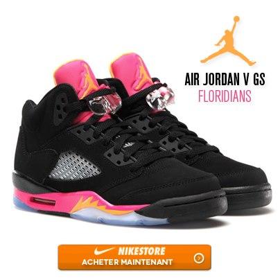 Air Jordan 5 GS Floridians