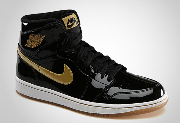 air jordan 1 noir or
