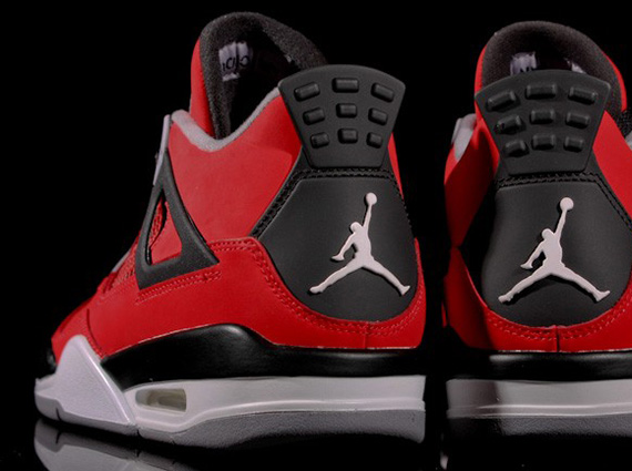 air jordan 4 retro red