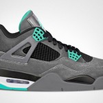 Air Jordan IV Green Glow Automne 2013