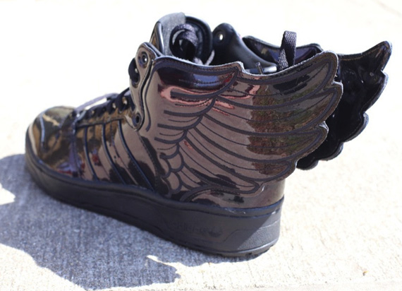 Jeremy Scott Wings 2.0 Black