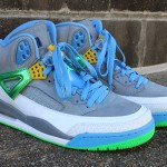 Air Jordan Spiz'ike Poison Green