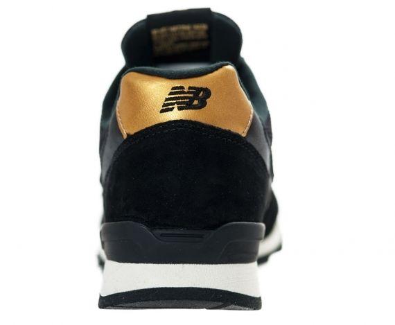 New Balance 996 Femme Gold