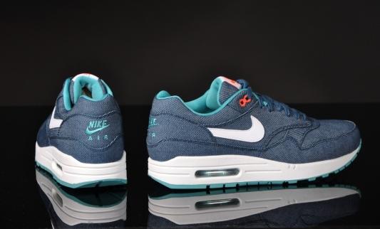 Nike Air Max One Bleu Turquoise