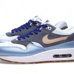 Nike WMNS Air Max 1 Metallic Silver Vachetta Tan