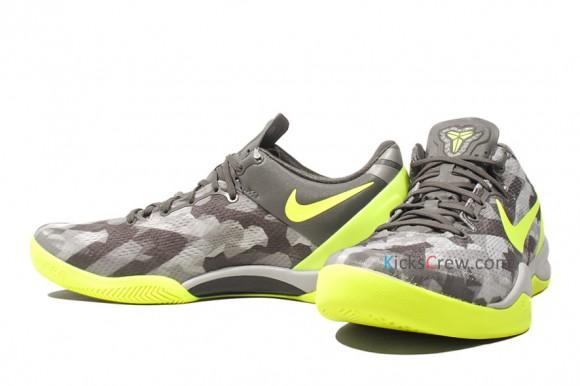 Nike Kobe 8 Sport Grey Volt - Le Site de la Sneaker