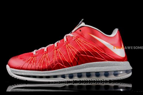 Nike Lebron 10 Low