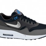 Nike WMNS Air Max 1 Black Silver Photo Blue