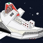 Illustrations Space Sneakers par Ghica Popa  Part 2