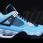 Air Jordan 4 Retro UNC PE