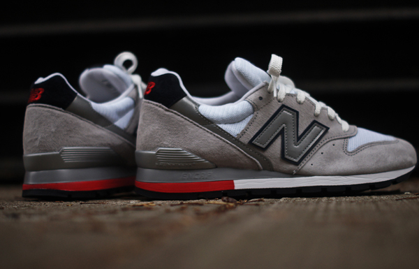 new balance 996 rouge homme