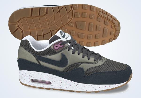 air max 1 black violet