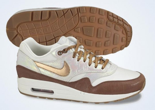 nike-wmns-air-max-1-prm-sail-rugged-orange-metallic-luster-june-2013