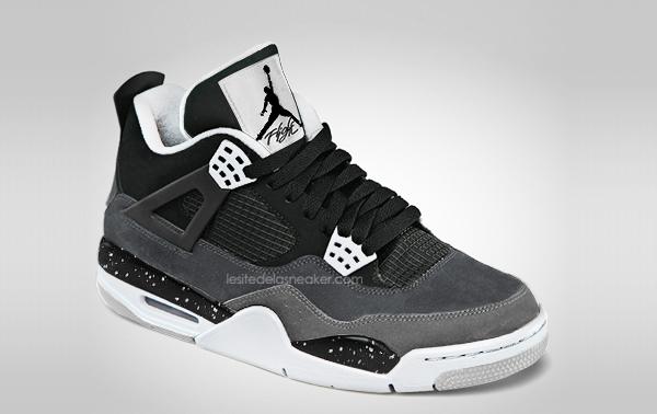 factory outlet top fashion outlet online Air Jordan 4 Oreo - Le Site de la Sneaker