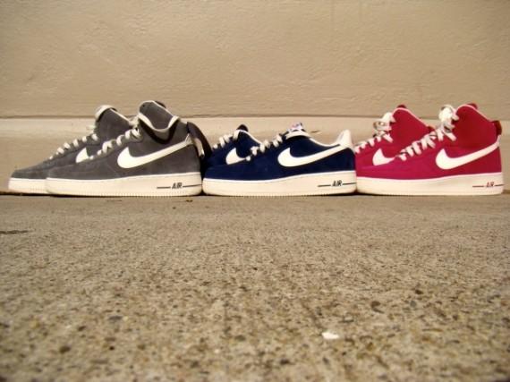 combi vw - Nike Air Force 1 High Blazer Pack - Le Site de la Sneaker