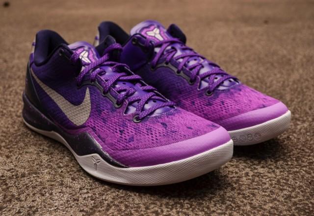 Nike Kobe 8 Playoffs Court Purple - Gov