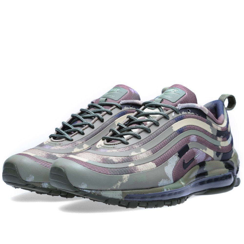 Nike Air Max Camo Collection - Le Site de la Sneaker