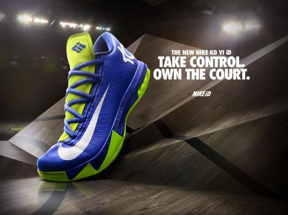 Nike Kd Vi Chroma Nike Kd Vi Chroma  Mutah University