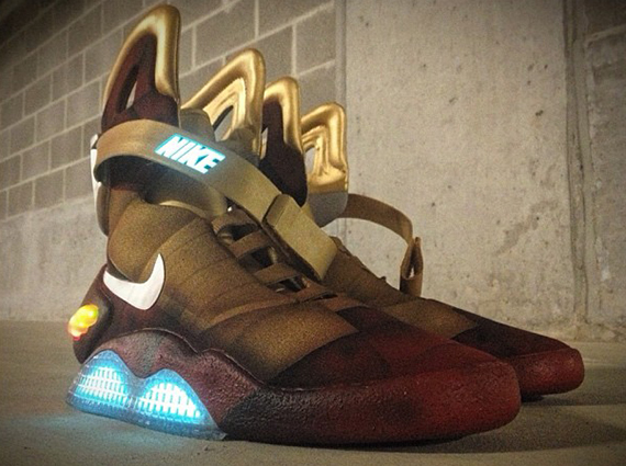 nike air iron man