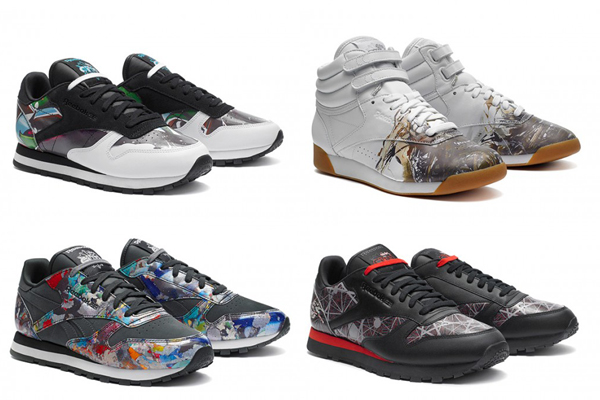 Reebok Classic Leather City Series Collection x Stash Le Site de la Sneaker