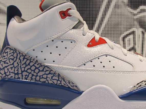 air jordan son of mars bleu