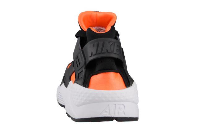 Nike Air Huarache Gris Orange