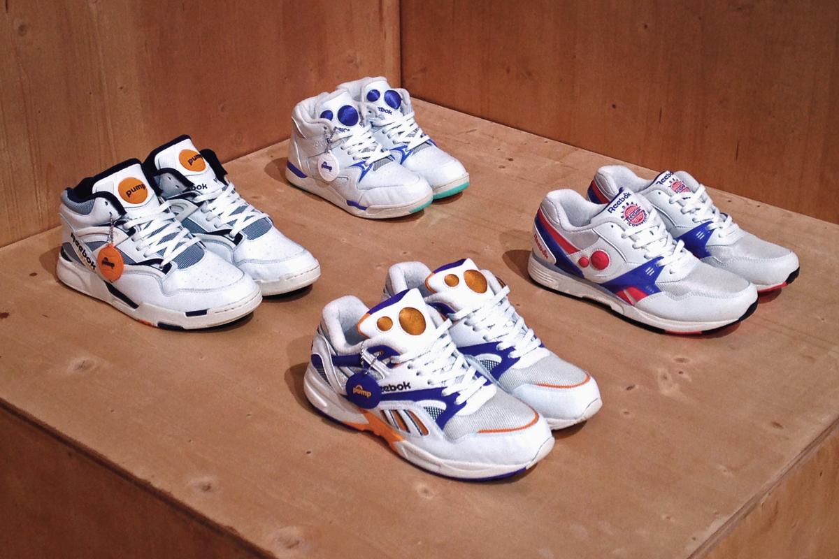 Reebok Vintage Pack Printemps 2014 Le Site de la Sneaker