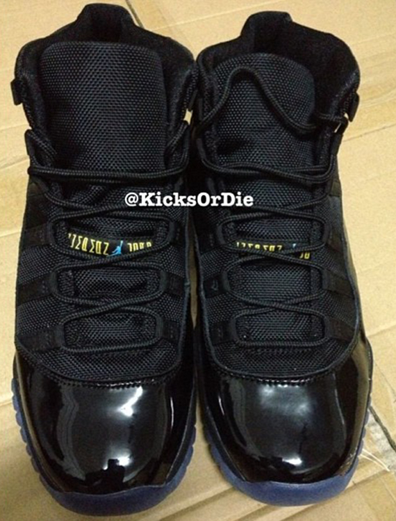 code promo ab417 9b198 Air Jordan 11 Gamma Blue - Le Site de la Sneaker