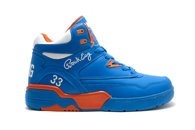 ewing guard prince blue le site de la sneaker. Black Bedroom Furniture Sets. Home Design Ideas