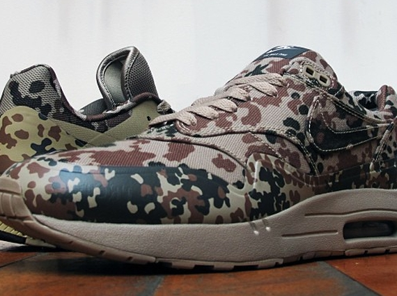 best loved 571b5 20baf Nike Air Max Country Camo Germany - Release Info - Le Site de la Sneaker