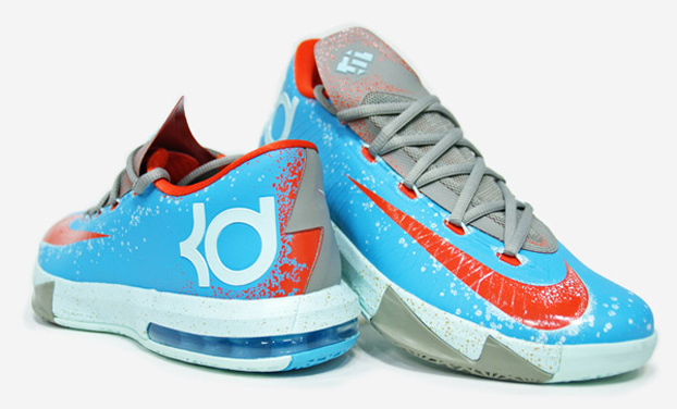 Nike Kd Vi 6 Maryland Blue Crab Pictures to pin on Pinterest
