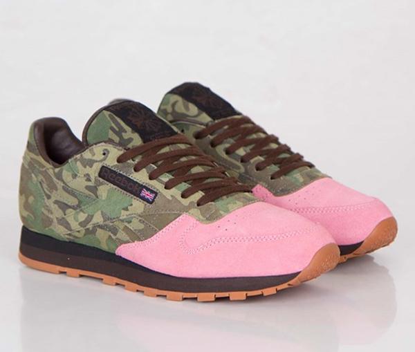 Shoe Gallery x Reebok Classic Leather R12