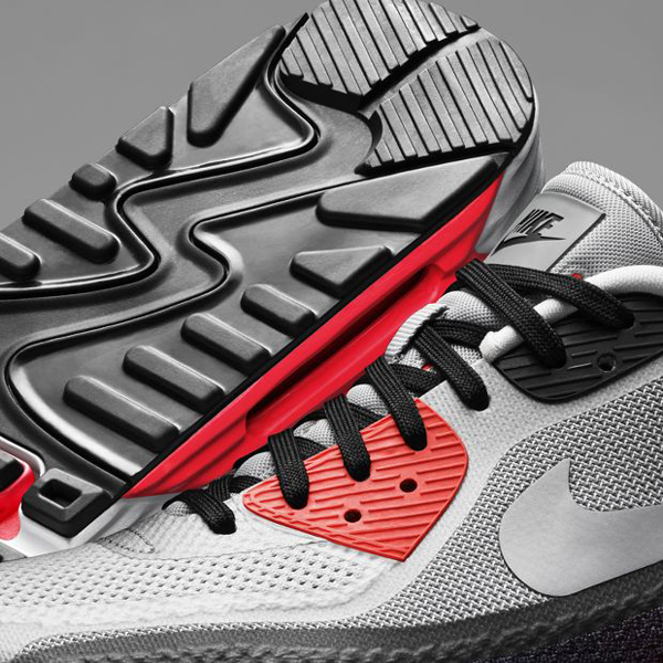 nike air max 90 lunar infrared