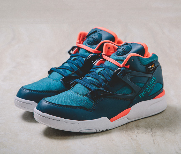 reebok pump omni lite cordura tornado blue le site de la sneaker. Black Bedroom Furniture Sets. Home Design Ideas