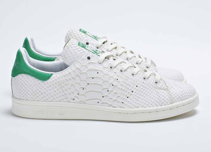 adidas stan smith vert croco. Black Bedroom Furniture Sets. Home Design Ideas