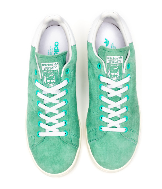 Stan Smith Turquoise