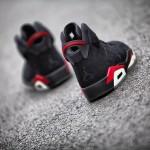 air jordan 6 retro noir et rouge