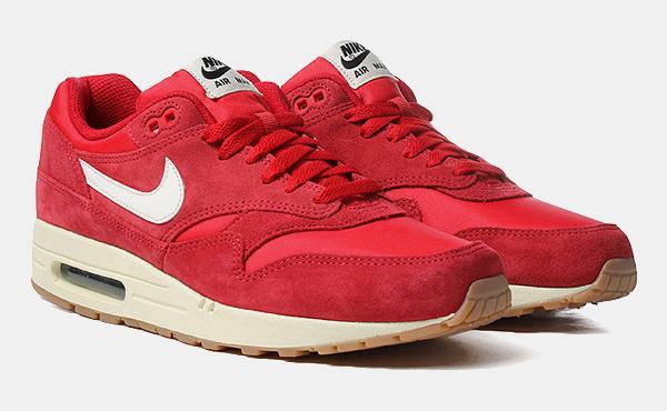 Nike Air Max 1 Essential Red Gum - Le Site de la Sneaker