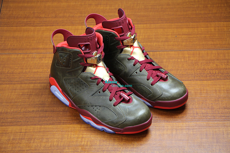 0f0b589db35f7 new arrivals air jordan 6 cigar da5d9 7a509