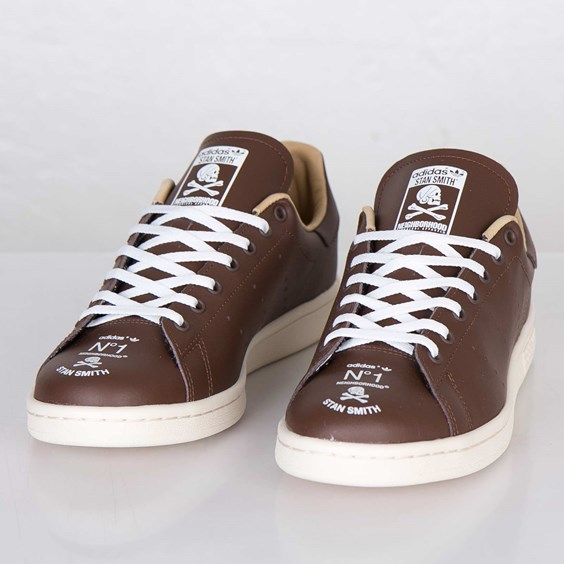 adidas original stan smith 2 marron