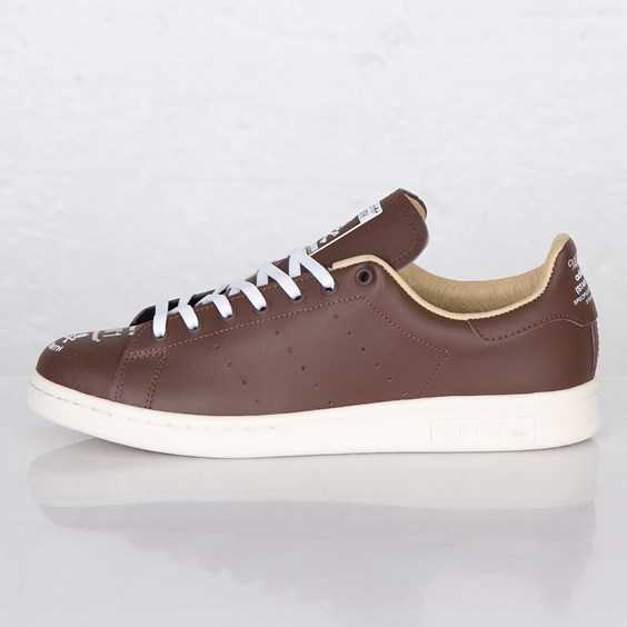 adidas original stan smith marron