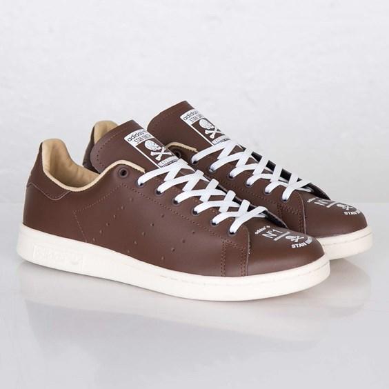 adidas original stan smith 2 brun