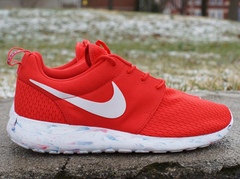 Nike Roshe Run Marble Pack