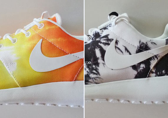 Nike Roshe Run Palm Trees | Sole Collector