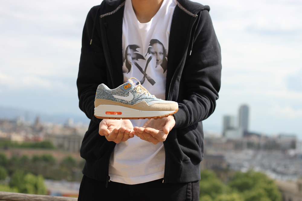 air max 1 liberty homme